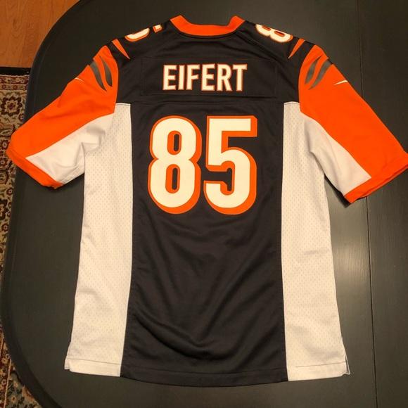 Cincinnati Bengals NFL Jersey #85 Tyler Eifert